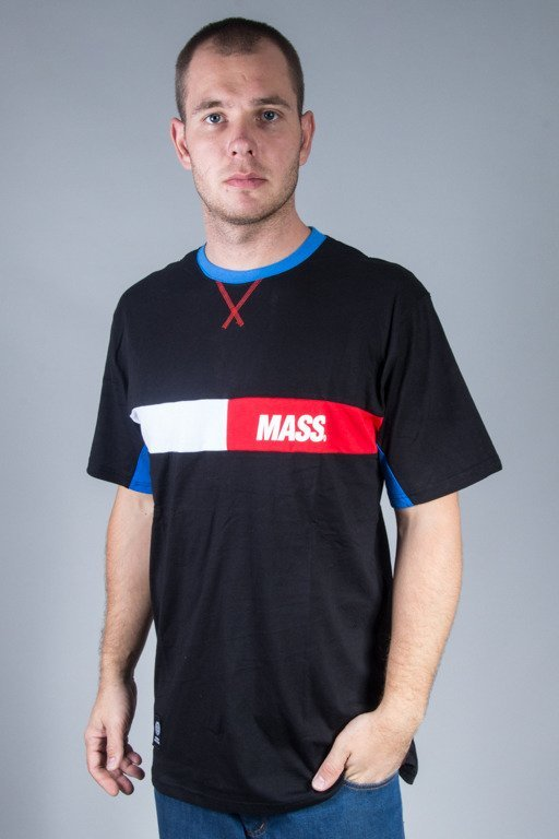 MASS T-SHIRT HELLO BLACK