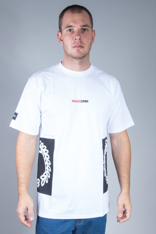MASS T-SHIRT MEMENTO WHITE