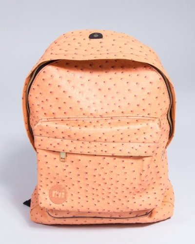 MI PAC BACKPACK OSTRICH COPPER ORANGE