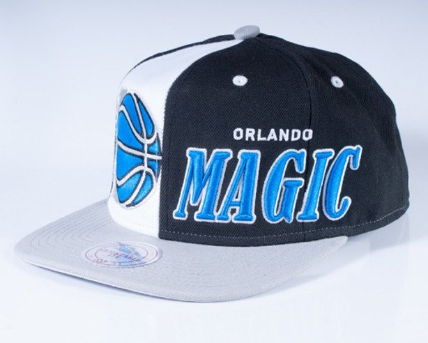 MITCHELL & NESS CZAPKA SNAPBACK EU008 ORLANDO MAGIC