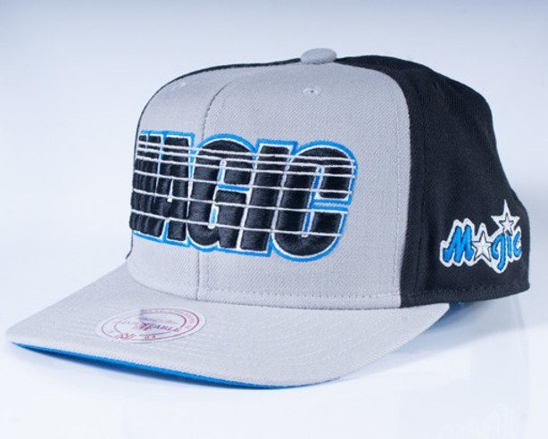 MITCHELL & NESS CZAPKA SNAPBACK EU012 ORLANDO MAGIC