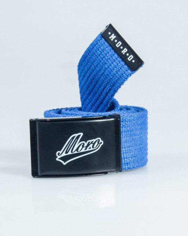 MORO SPORT BELT BASEBALL BLUE