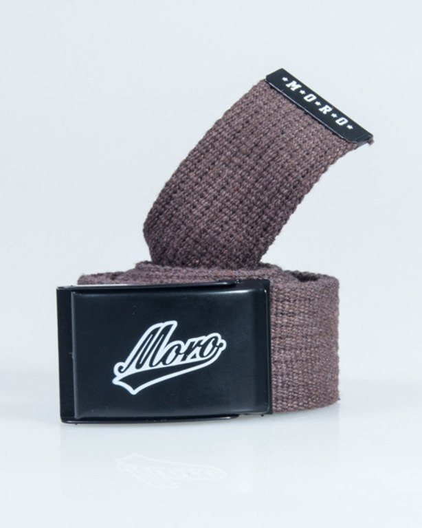 MORO SPORT BELT BASEBALL BROWN