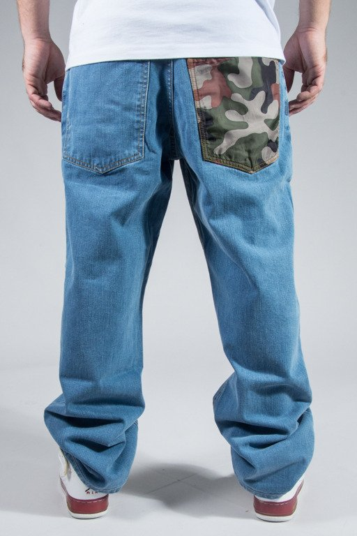 MORO SPORT JEANS BIG CAMO LIGHT