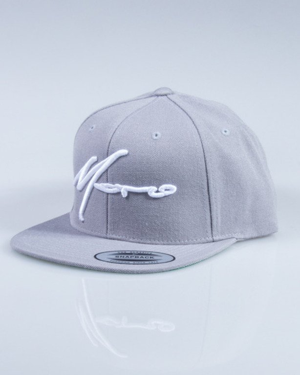 MORO SPORT SNAPBACK PARIS GREY