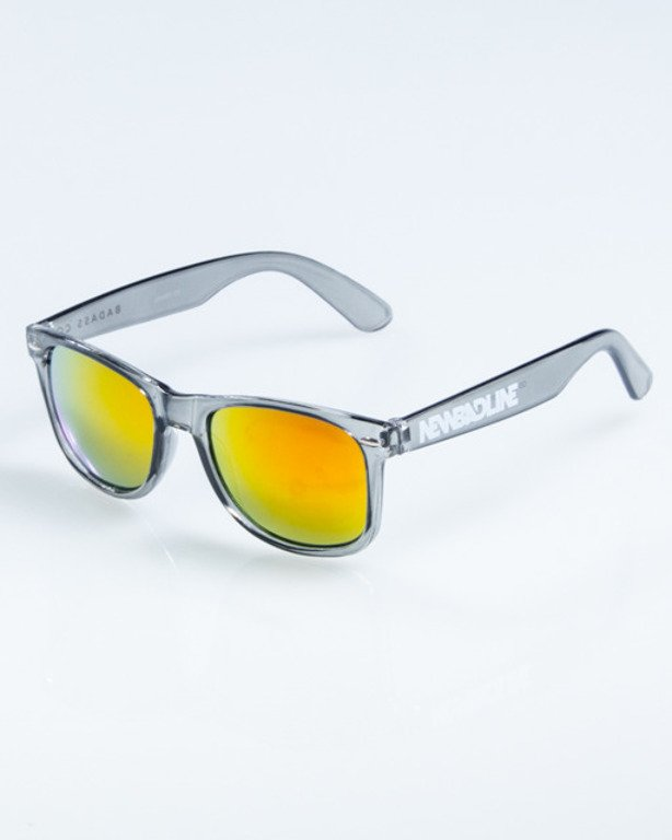 NEW BAD LINE OKULARY CLASSIC CLEAR 856