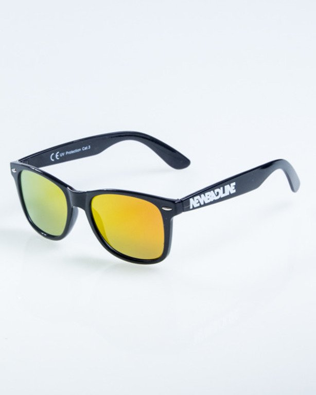 NEW BAD LINE OKULARY CLASSIC FLAT 878