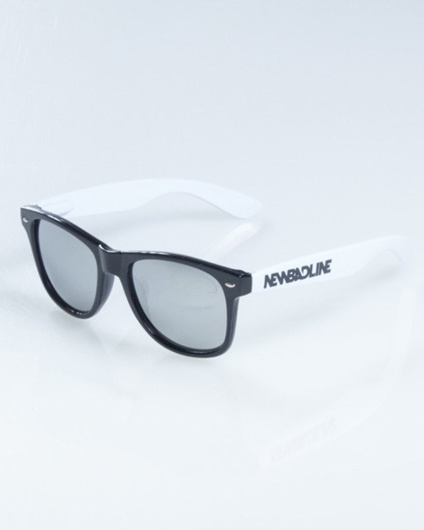 NEW BAD LINE OKULARY CLASSIC HALF 831