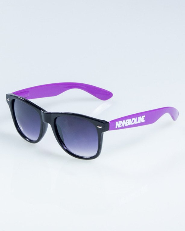 NEW BAD LINE OKULARY CLASSIC HALF 837