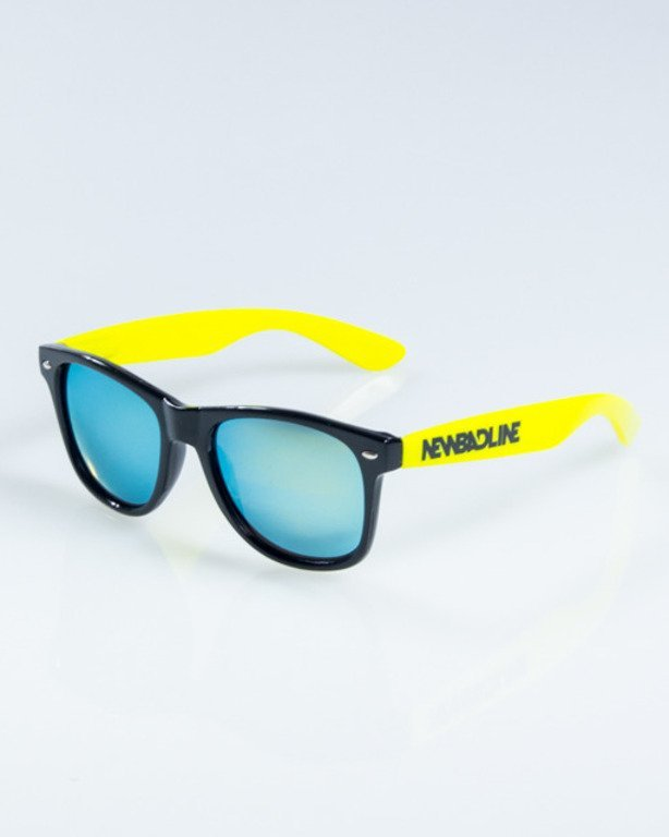 NEW BAD LINE OKULARY CLASSIC HALF 841