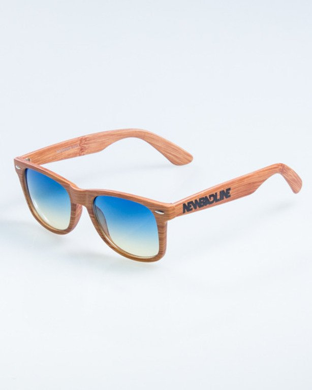 NEW BAD LINE OKULARY CLASSIC WOODY 869