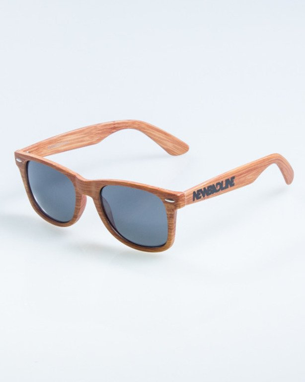NEW BAD LINE OKULARY CLASSIC WOODY 870
