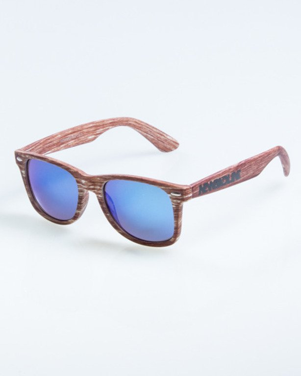 NEW BAD LINE OKULARY CLASSIC WOODY 887