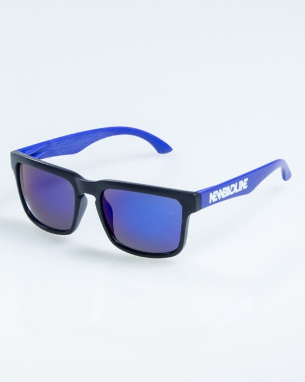 NEW BAD LINE OKULARY MODERN HALF MAT 860