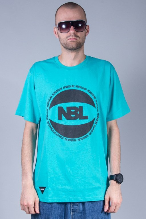 NEW BAD LINE T-SHIRT BASKET MINT