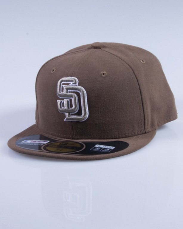 NEW ERA CZAPKA FULLCAP 70059948 BROWN