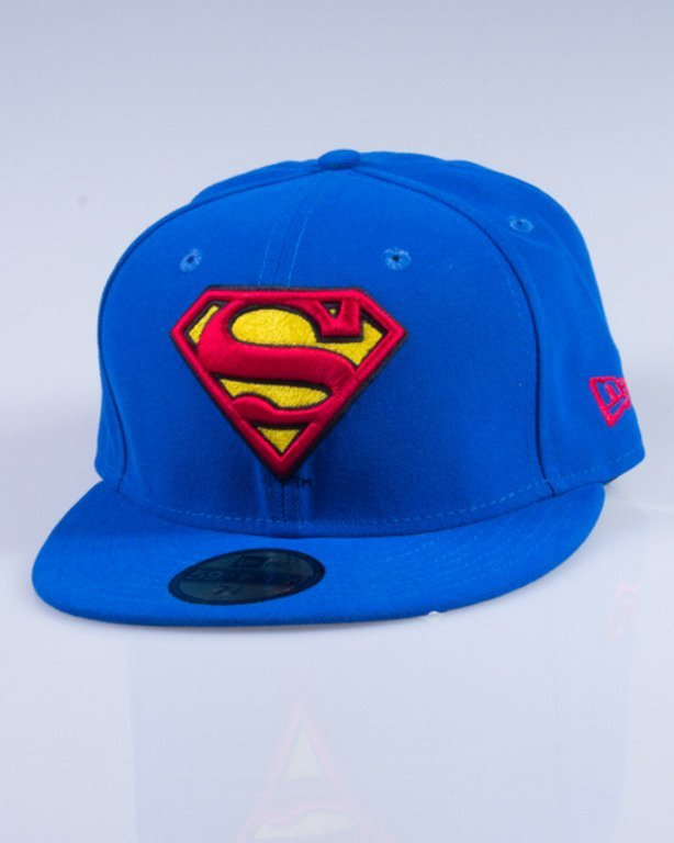 NEW ERA CZAPKA FULLCAP CHARACTER BAS 10862337 SUPERMAN