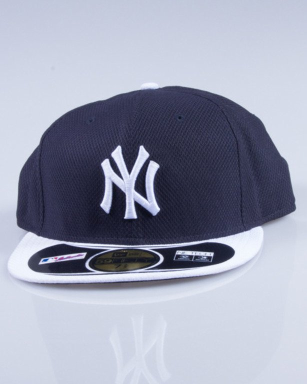 NEW ERA CZAPKA FULLCAP DIAMOND ERA 10757135 BLACK-WHITE