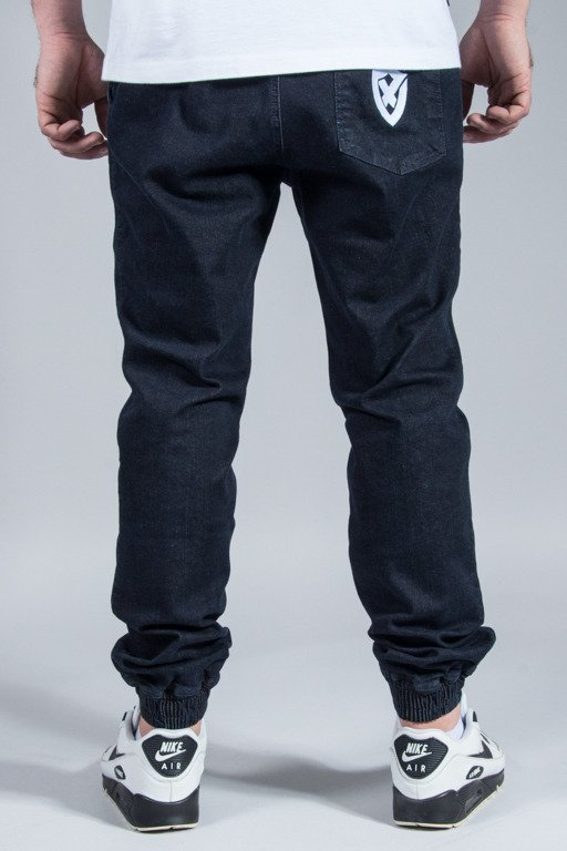 OPONENT PANTS JEANS JOGGER SHIELD DARK