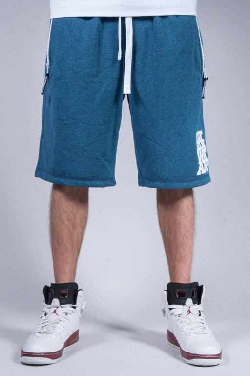 OUTSIDEWEAR SWEATSHORTS OUT BLUE