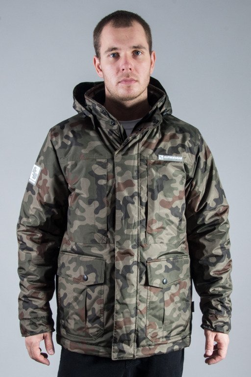 OUTSIDEWEAR WINTER JACKET ICEBREAKER CAMO