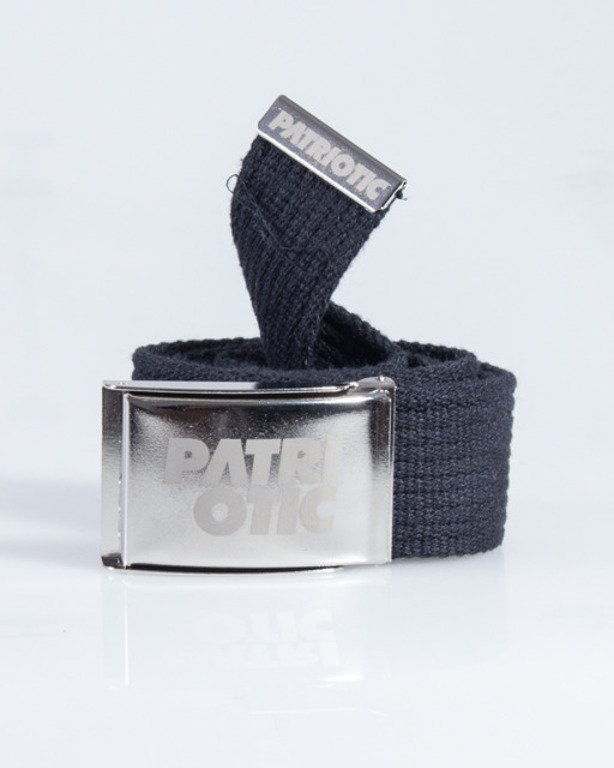 PATRIOTIC BELT CLS BLACK-FLASH