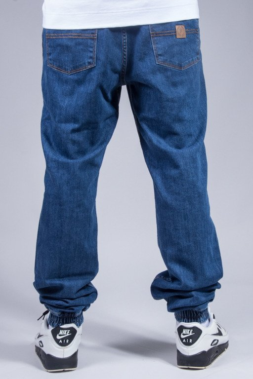 PATRIOTIC JEANS JOGGER REGULAR BLUE
