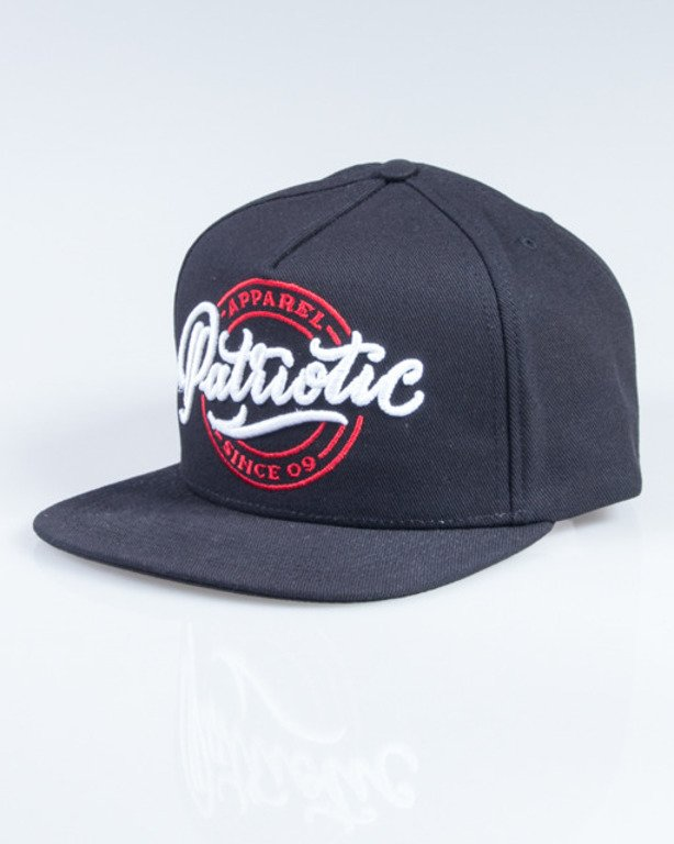PATRIOTIC SNAPBACK HERB BLACK