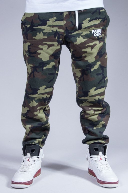 PATRIOTIC SWEATPANTS CLS CAMO