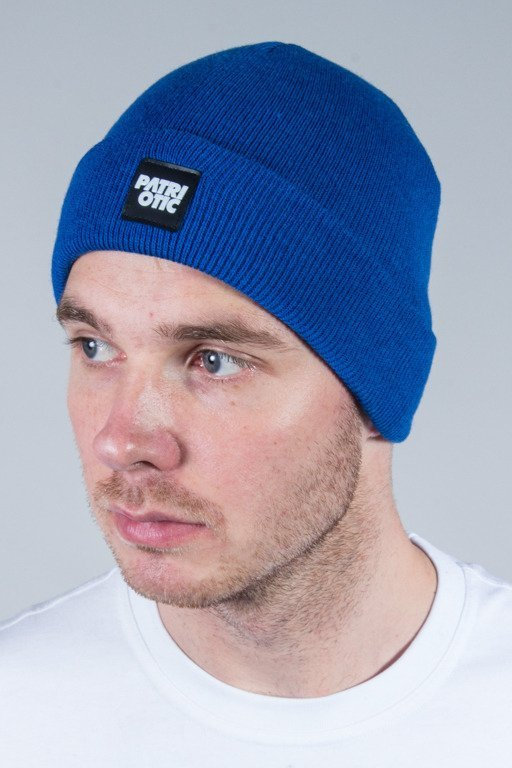 PATRIOTIC WINTER CAP CLS BLUE