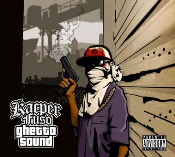 PŁYTA CD KACPER & FUSO GHETTO SOUND