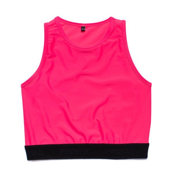 PROSOT TOP WOMAN GLOW PINK