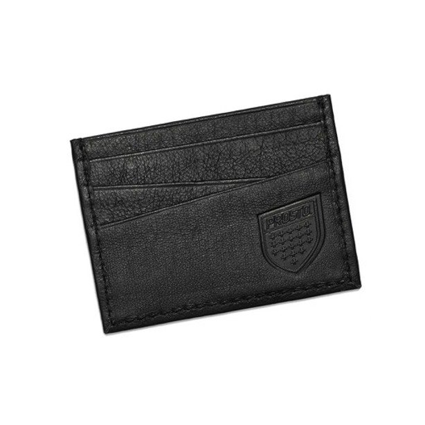 PROSTO CARDHOLDER SHIELD BLACK