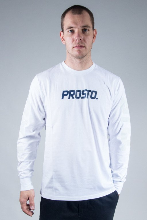 PROSTO LONGSLEEVE BELONG WHITE