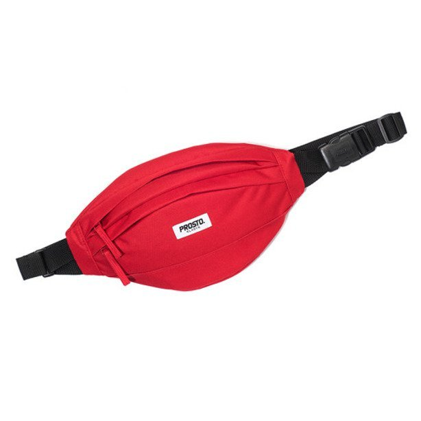 PROSTO STREETBAG FRONT RED
