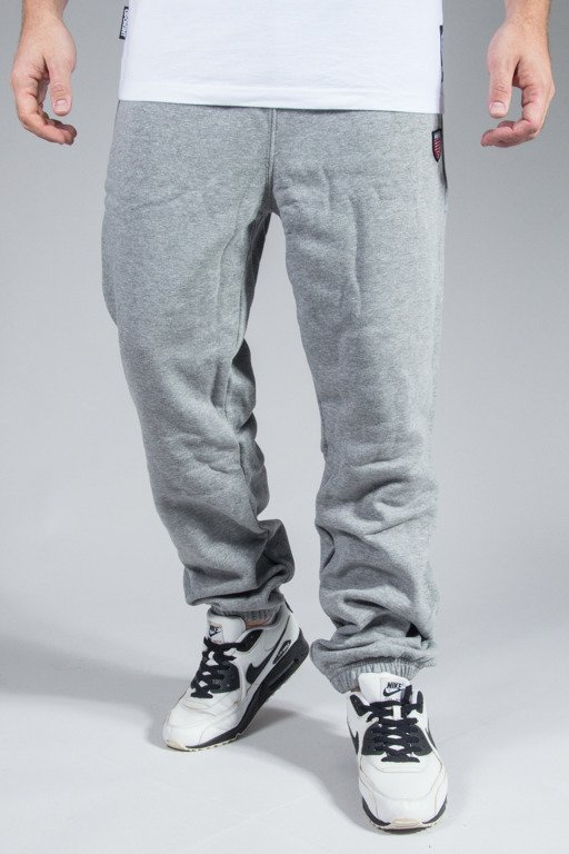 PROSTO SWEATPANTS BASIC GREY