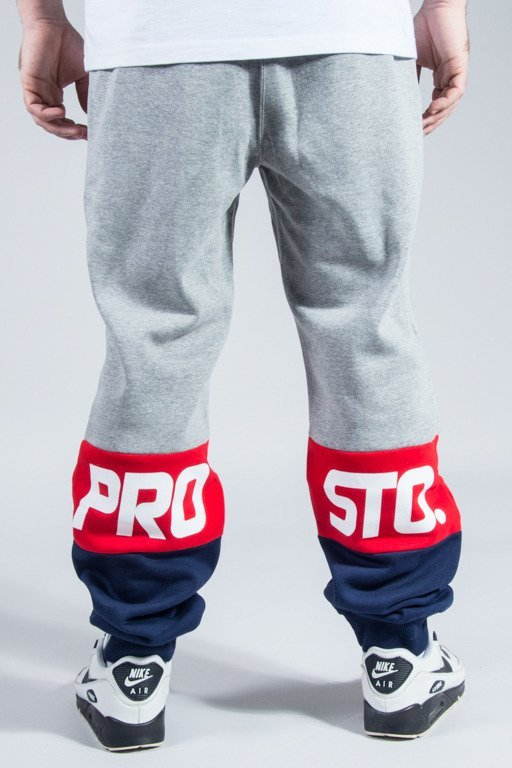 PROSTO SWEATPANTS TRPLET GREY