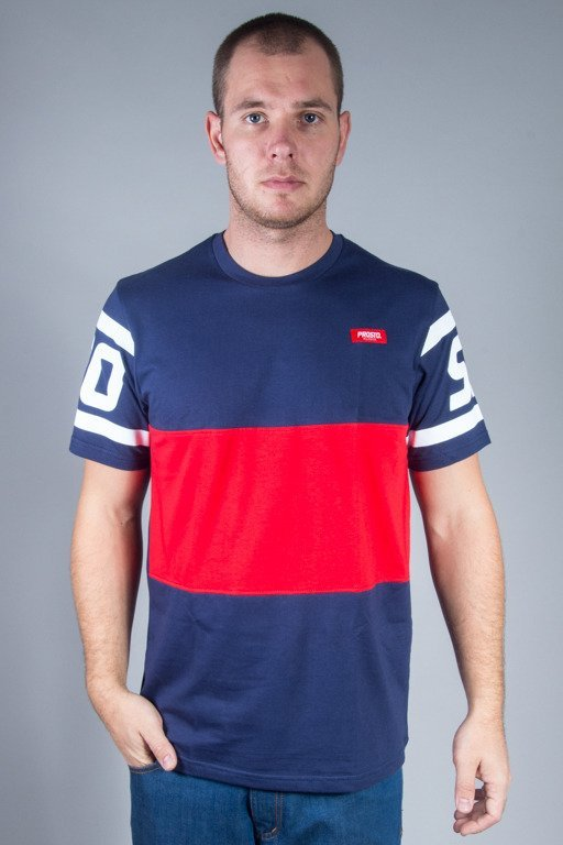 PROSTO T-SHIRT ARMED NAVY