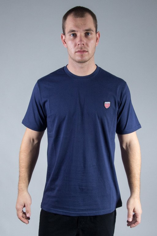 PROSTO T-SHIRT BASIC NAVY