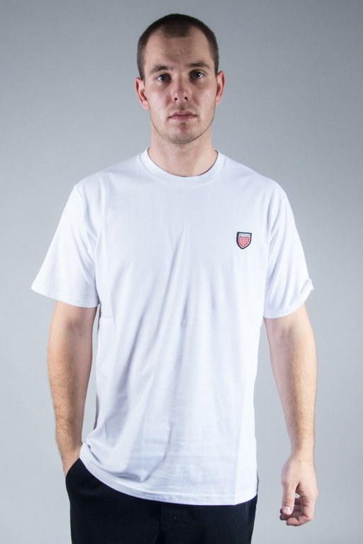 PROSTO T-SHIRT BASIC WHITE