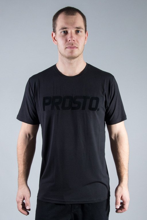 PROSTO T-SHIRT PRO BASIC BLACK