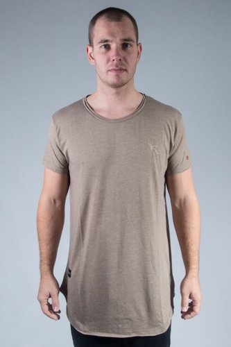 ROCAWEAR T-SHIRT LONG HAFT OLIVE