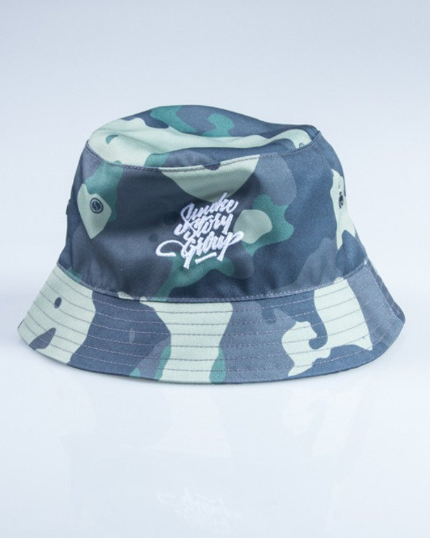SSG BUCKET HAT SMOKE STORY GROUP CAMO
