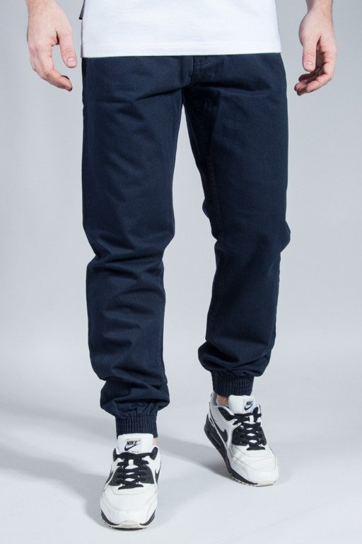 SSG CHINO PANTS JOGGER CLASSIC REGULAR NAVY
