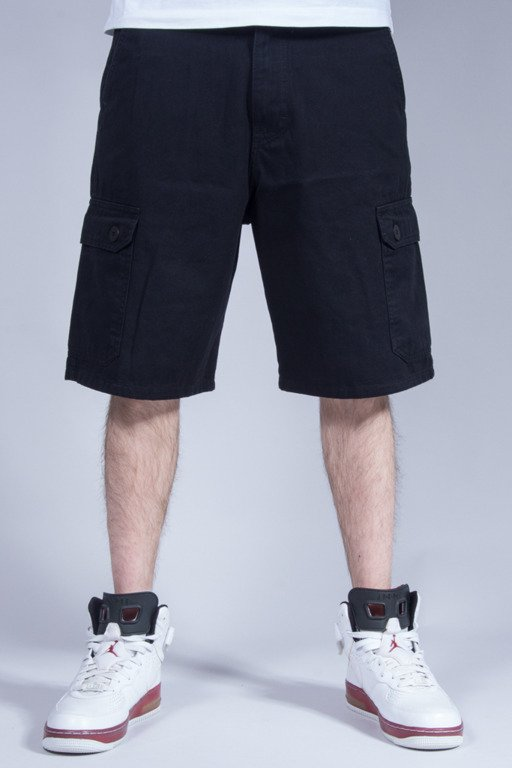 SSG CHINO SHORTS BOJÓWKI BLACK