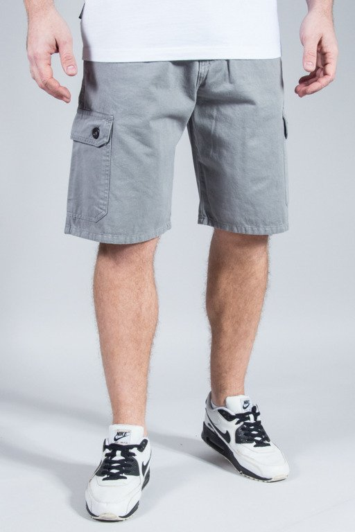 SSG CHINO SHORTS BOJÓWKI GREY