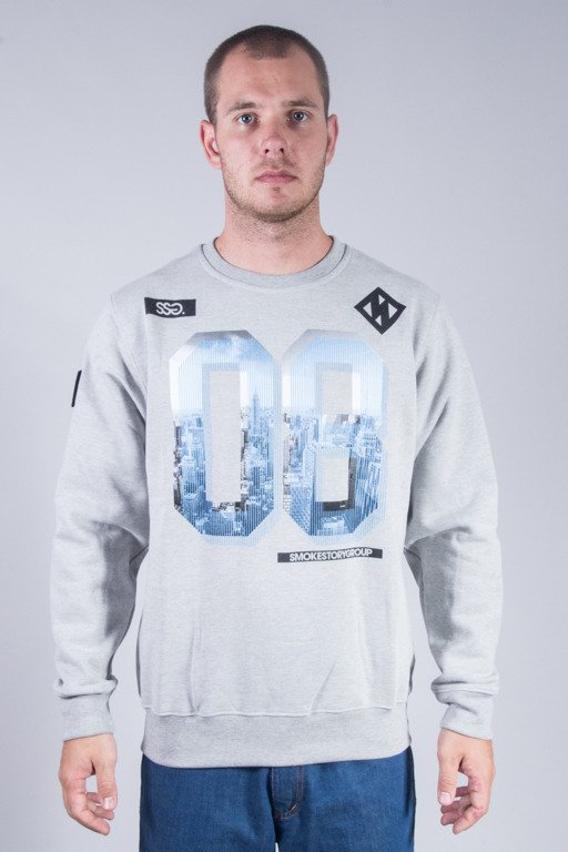 SSG CREWNECK 08 CITY MELANGE