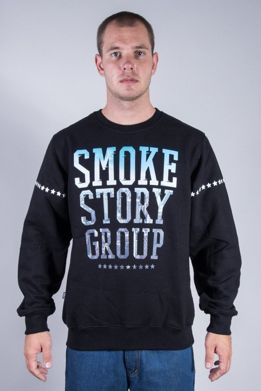 SSG CREWNECK SMG PHOTO BLACK