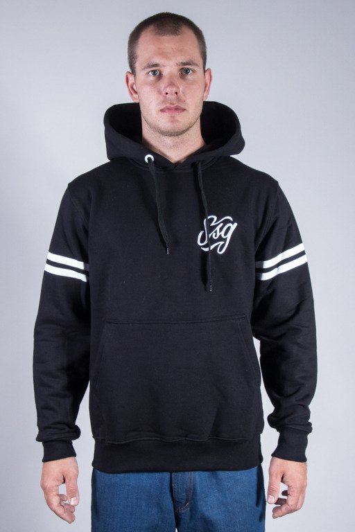 SSG HOODIE SIMPLE BLACK