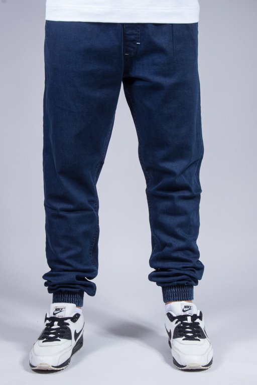 SSG JEANS JOGGER REGULAR Z GUMĄ MEDIUM